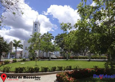 Praça Imaculada Conceição