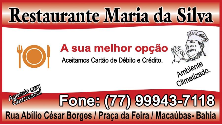 Restaurante Maria da Silva