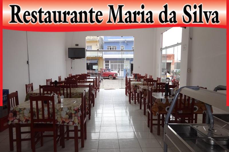 Conheça o Restaurante Maria da Silva