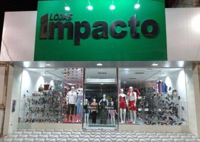 Lojas Impacto – Macaúbas – Bahia