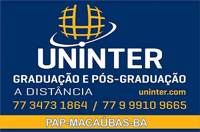 GRUPO UNINTER  - POLO DE MACAUBAS