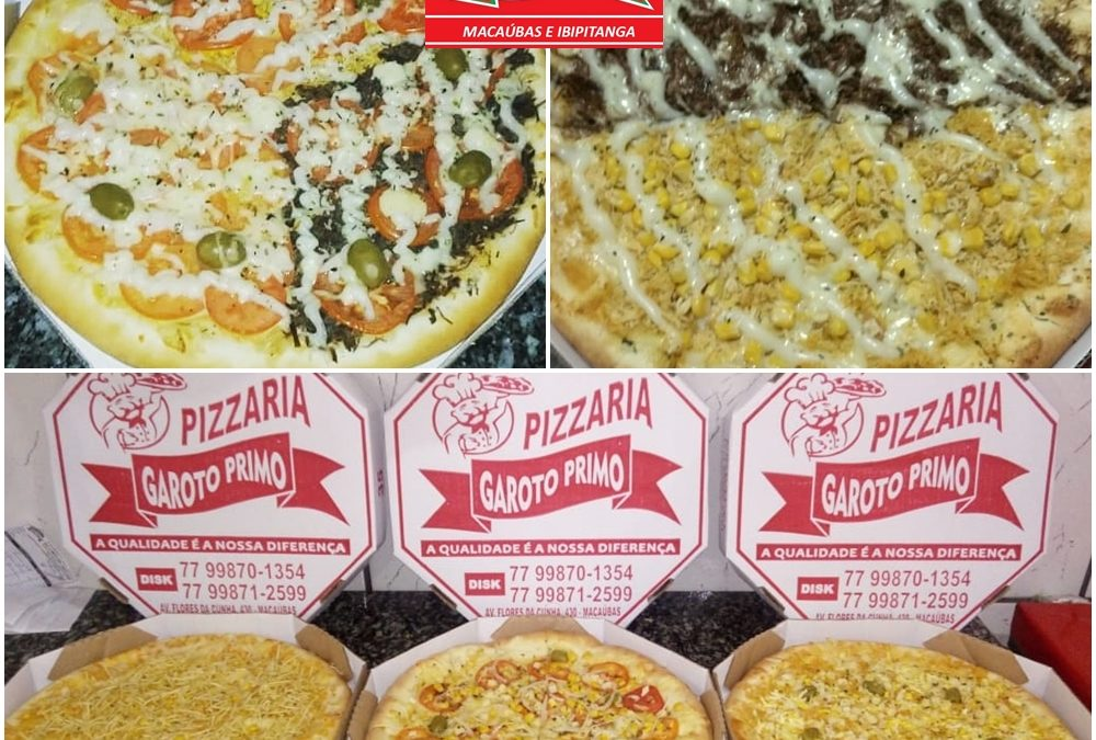 Pizzaria Garoto Primo – A qualidade é a nossa diferença