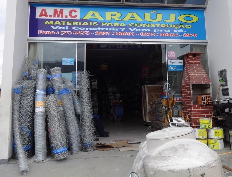 AMC - Araújo - LOJA 01