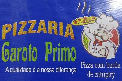 Pizzaria Garoto Primo - Macaúbas