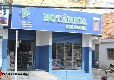 BOTÂNICA DROGARIA – MACAÚBAS – BAHIA