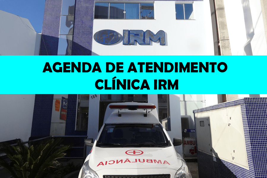 AGENDA DE ATENDIMENTO PARA O MÊS DE FEVEREIRO NA CLÍNICA IRM – MACAÚBAS