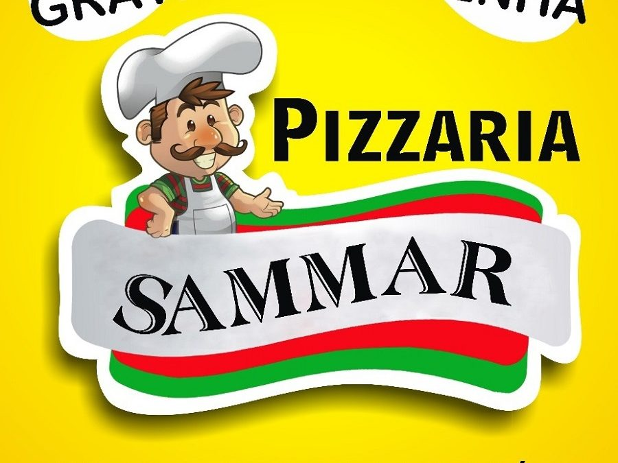 PIZZARIA SAMMAR – A PIZZARIA DELIVERY DE MACAÚBAS