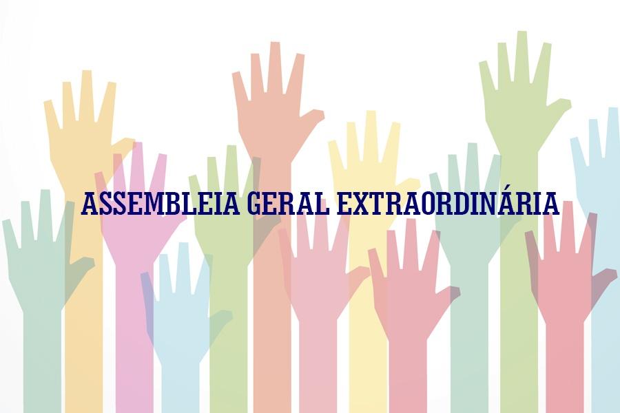 ASSEMBLEIA GERAL EXTRAORDINÁRIA SERÁ REALIZADA NESTA QUARTA 19 DE FEVEREIRO PARA A CRIAÇÃO DA CENTRAL DE ASSOCIAÇÕES