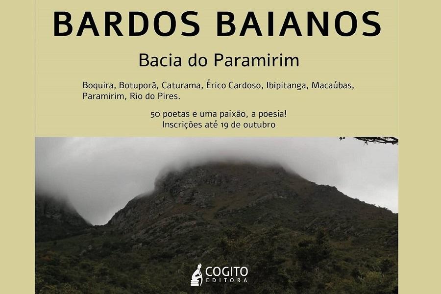 ATENÇÃO RESIDENTES DA BACIA DO PARAMIRIM! PARTICIPE DO PROJETO BARDOS BAIANOS. INSCRIÇÕES:ATÉ 19 DE OUTUBRO/2020