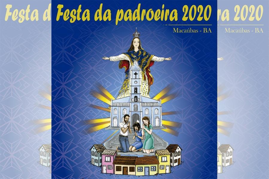 PROGRAMAÇÃO COMPLETA DA FESTA DE N. SRA. DA CONCEIÇÃO DE MACAÚBAS 2020