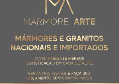MARMORARIA MÁRMORE ARTE – MACAÚBAS – BA