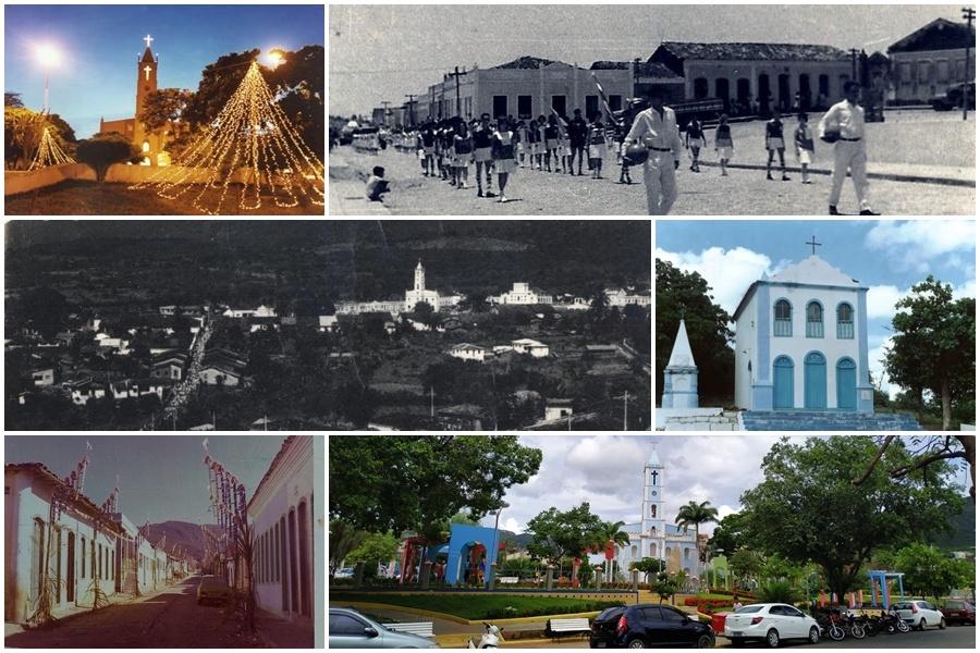 FOTOS ANTIGAS DA CIDADE DE MACAÚBAS RETRATAM UM POUCO DA HISTÓRIA DO NOSSO MUNICÍPIO