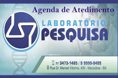 Agenda Lab Pesquisa