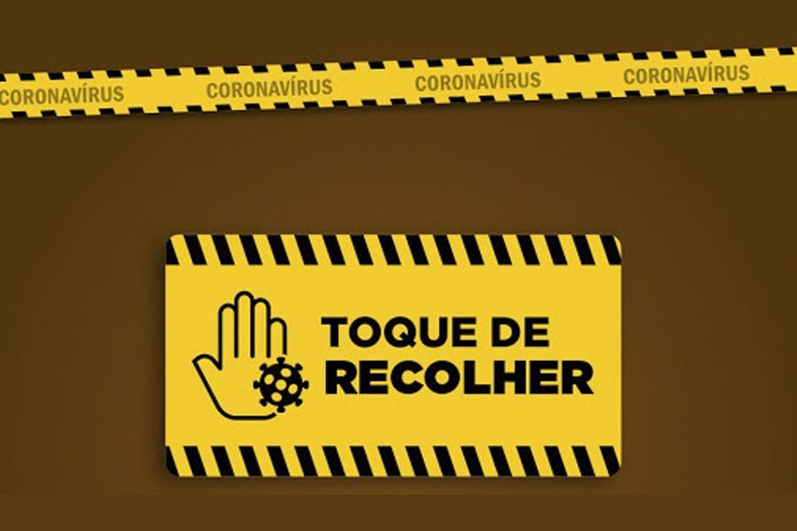 TOQUE DE RECOLHER É ANTECIPADO NAS REGIÕES DE GUANAMBI E BRUMADO INCLUSIVE OS MUNICÍPIOS DA BACIA DO PARAMIRIM