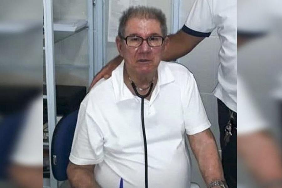 MORREU NESTE DOMINGO, 04 DE JULHO O DR. CARLINHOS, MÉDICO AMIGO DE MACAÚBAS